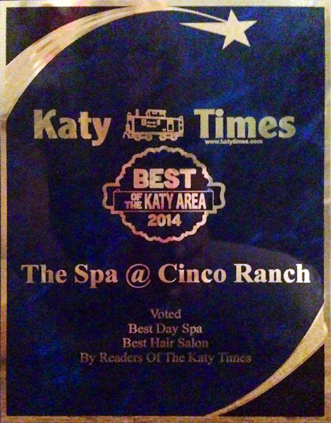 The Best of Katy Area 2014